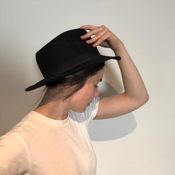 Madewell Accessories - Biltmore for Madewell Wool Felt Hat f71fc740c9f9